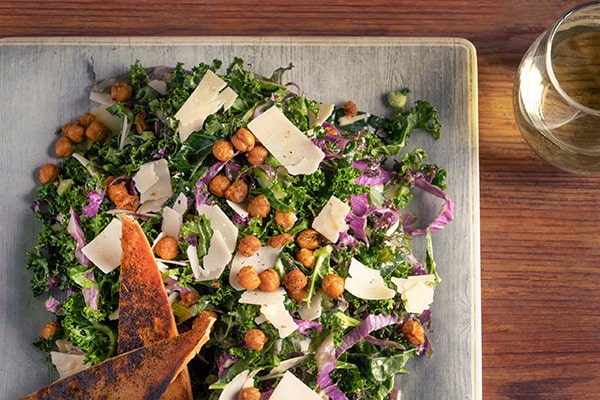Stone Shrimp Salad
